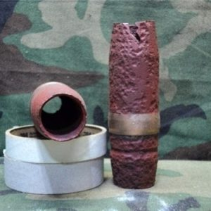 40mm L-60 Bofor projectile, round base