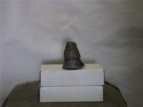 81 mm mortar plastic nose fuse cover (as-is)