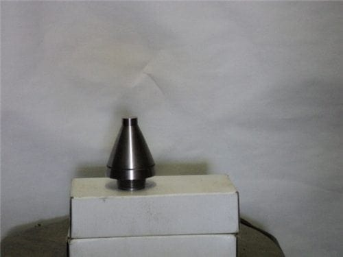 81 mm solid steel nose fuse. Also fits small hole 81mm and training model